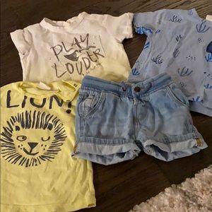Zara baby boy bundle